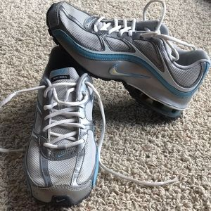 Nike running shoes!